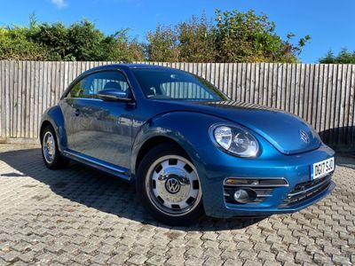 Volkswagen Beetle Hatchback 1.2 TSI BlueMotion Tech Design DSG (s/s) 3dr