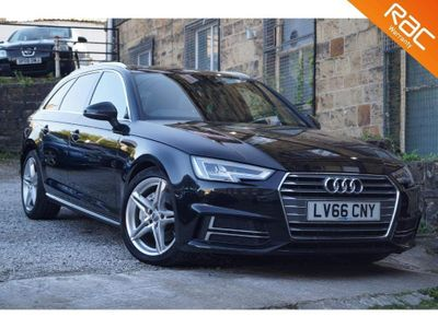 Audi A4 Avant Estate 2.0 TDI ultra S line Avant S Tronic (s/s) 5dr