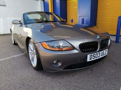BMW Z4 Convertible 2.5 i Roadster 2dr