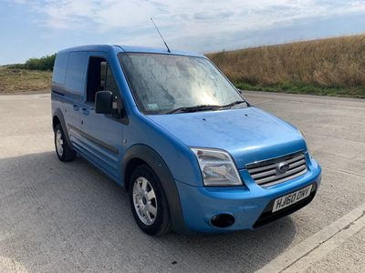 Ford Transit Connect Panel Van 1.8 TDCi T200 Limited Panel Van SWB 4dr