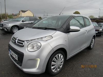 Citroen C1 Hatchback 1.0 VTi Feel 3dr (EU5)