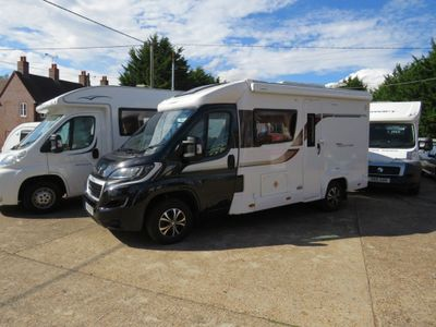 Elddis Accordo 105 Low Profile EVOLUTION