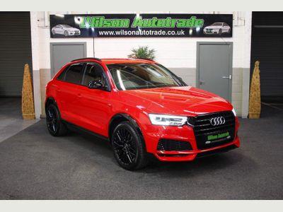 Audi Q3 SUV 2.0 TDI Black Edition (s/s) 5dr