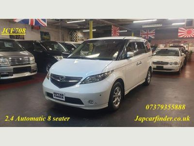 Honda Elysion MPV 2.4 Automatic 8 seater low mileage