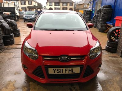 Ford Focus Hatchback 2.0 TDCi Zetec Powershift 5dr