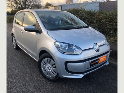 Volkswagen up! Hatchback 1.0 BlueMotion Tech Move up! 5dr
