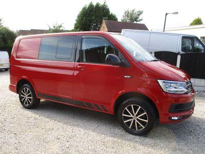 Volkswagen Transporter Other 2.0 TDI T30 BlueMotion Tech Edition Crew Van FWD (s/s) 5dr