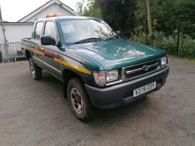 Toyota Hilux Pickup 2.4 2dr