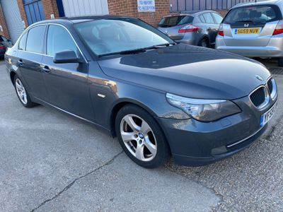 BMW 5 Series Saloon 2.0 520d SE Business Edition 4dr