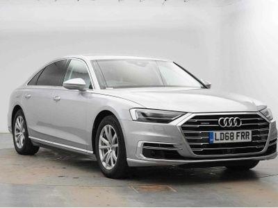 Audi A8 Saloon 3.0 TDI V6 50 Tiptronic quattro (s/s) 4dr LWB