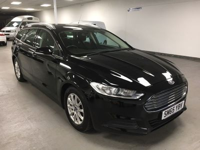 Ford Mondeo Estate 2.0 TDCi ECOnetic Style (s/s) 5dr