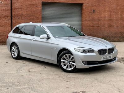 BMW 5 SERIES Estate 2.0 520d BluePerformance SE Touring 5dr
