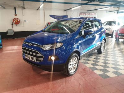 Ford EcoSport SUV 1.5 Ti-VCT Zetec 5dr
