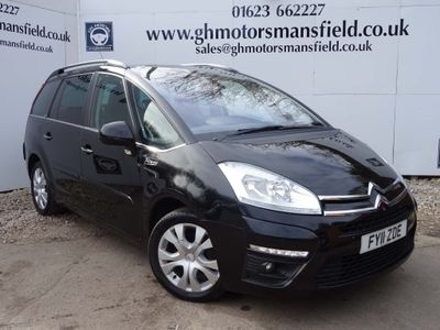 Citroen Grand C4 Picasso MPV 1.6 e-HDi Exclusive EGS 5dr