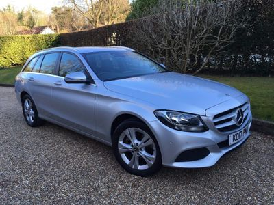 Mercedes-Benz C Class Estate 2.1 C220d SE Executive Edition G-Tronic+ (s/s) 5dr