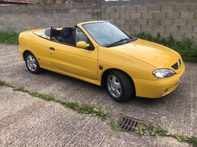 Renault Megane Convertible 1.6 16v Sport 2dr