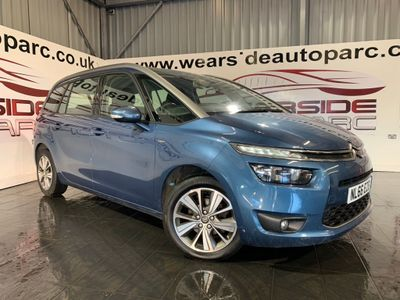 Citroen Grand C4 Picasso MPV 1.6 BlueHDi Exclusive (s/s) 5dr