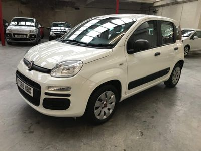 Fiat Panda Hatchback 1.2 8v Pop 5dr