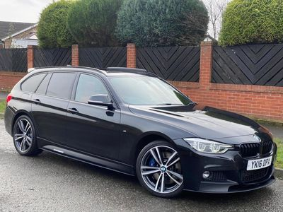 BMW 3 Series Estate 3.0 330d M Sport Touring Auto xDrive (s/s) 5dr