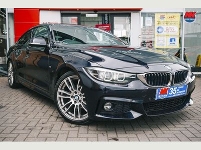 BMW 4 Series Gran Coupe Hatchback 2.0 420i M Sport Gran Coupe Auto (s/s) 5dr