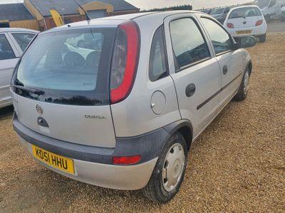 Vauxhall Corsa Hatchback 1.0 i 12v GLS 5dr
