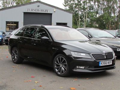 SKODA Superb Estate 2.0 TDI Laurin & Klement (s/s) 5dr