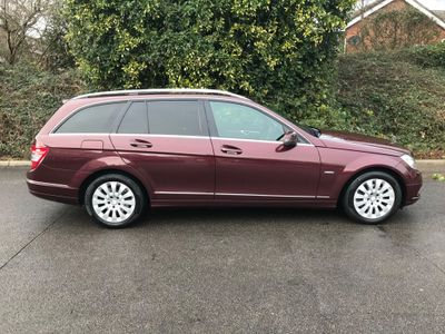 Mercedes-Benz C Class Estate 2.1 C220 CDI Elegance 5dr