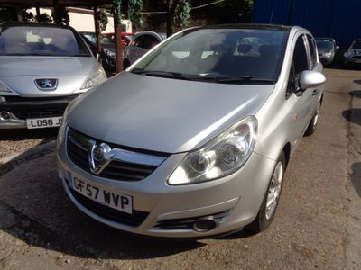 Vauxhall Corsa Hatchback 1.2 i 16v Breeze Plus 5dr