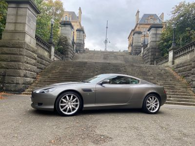 Aston Martin DB9 Coupe 5.9 Seq 2dr
