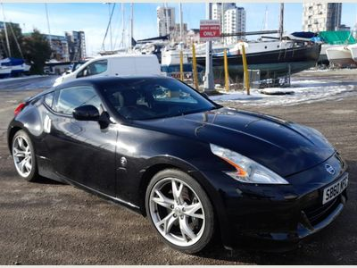 Nissan 370 Z Coupe 3.7 GT 3dr