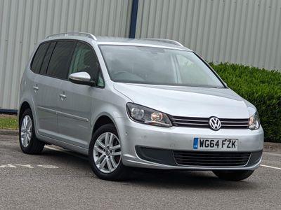 Volkswagen Touran MPV 1.6 TDI BlueMotion Tech SE (s/s) 5dr (7 Seat)