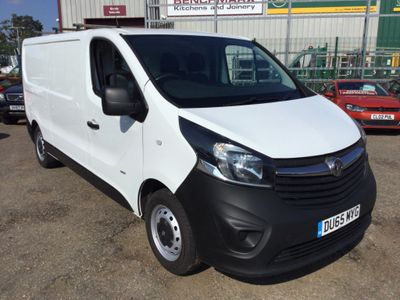 Vauxhall Vivaro Panel Van 1.6 CDTi 2900 L2 H1 EU5 5dr
