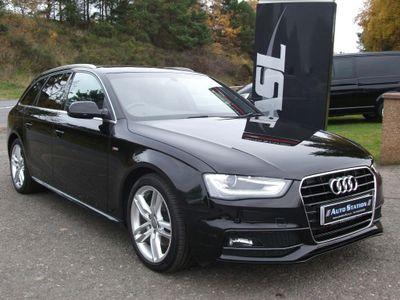 Audi A4 Avant Estate 2.0 TDI S line Avant 5dr (Nav)