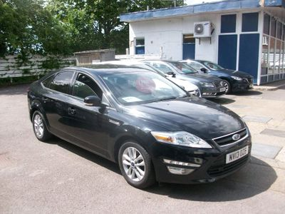 Ford Mondeo Hatchback 1.6 TDCi ECO Graphite (s/s) 5dr