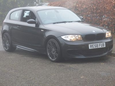 BMW 1 Series Hatchback 2.0 118d M Sport 3dr