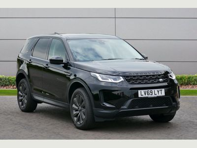 Land Rover Discovery Sport SUV 2.0 D150 MHEV SE 4WD (s/s) 5dr (7 Seat)