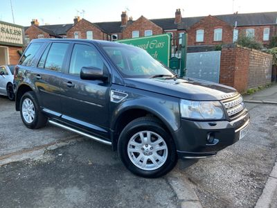 Land Rover Freelander 2 SUV 2.2 SD4 XS Station Wagon 5dr