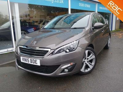Peugeot 308 Hatchback 2.0 BlueHDi Allure EAT6 (s/s) 5dr