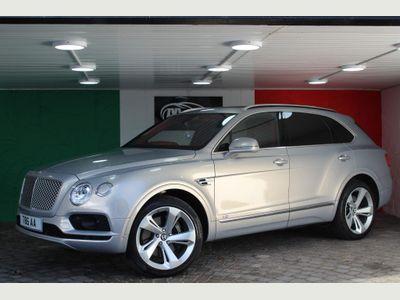 Bentley Bentayga SUV 6.0 W12 Auto 4WD (s/s) 5dr 5 Seat