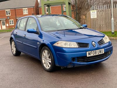 Renault Megane Hatchback 1.5 dCi Tech Run 5dr