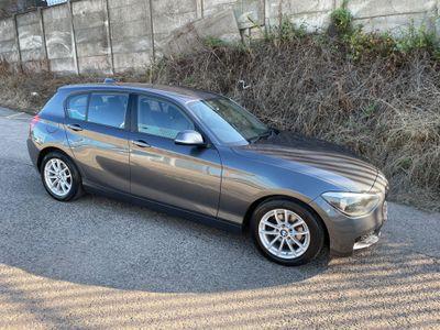 BMW 1 Series Hatchback 1.6 116d ED EfficientDynamics Sports Hatch (s/s) 5dr