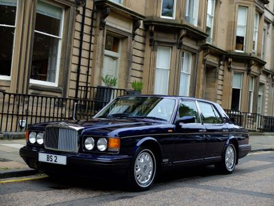 Bentley Brooklands Saloon 6.8 4dr