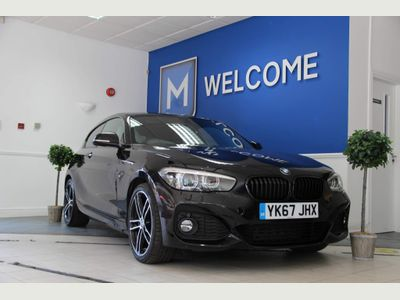 BMW 1 Series Hatchback 2.0 118d M Sport Shadow Edition Sports Hatch Auto (s/s) 3dr