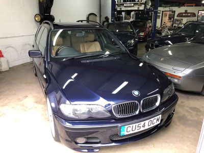 BMW 3 Series Estate 2.5 325i Sport Touring 5dr