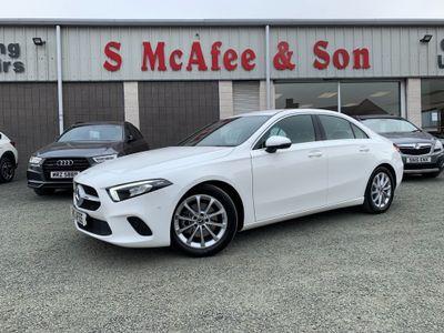 Mercedes-Benz A Class Saloon 1.3 A200 Sport (Executive) (s/s) 4dr