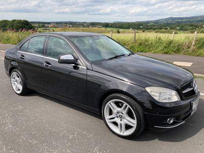 Mercedes-Benz C Class Saloon 3.5 C350 Elegance 7G-Tronic 4dr