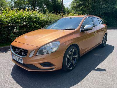 Volvo V60 Estate 2.4 D5 R-Design Geartronic 5dr