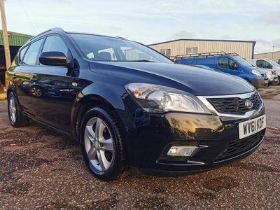 Kia Ceed Estate 1.6 CRDi EcoDynamics 2 5dr