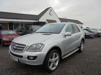 MERCEDES-BENZ M CLASS SUV 3.0 ML320 CDI Edition 10 7G-Tronic 5dr