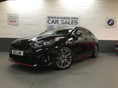 Kia ProCeed Estate 1.6 T-GDI GT Shooting Brake DCT (s/s) 5dr
